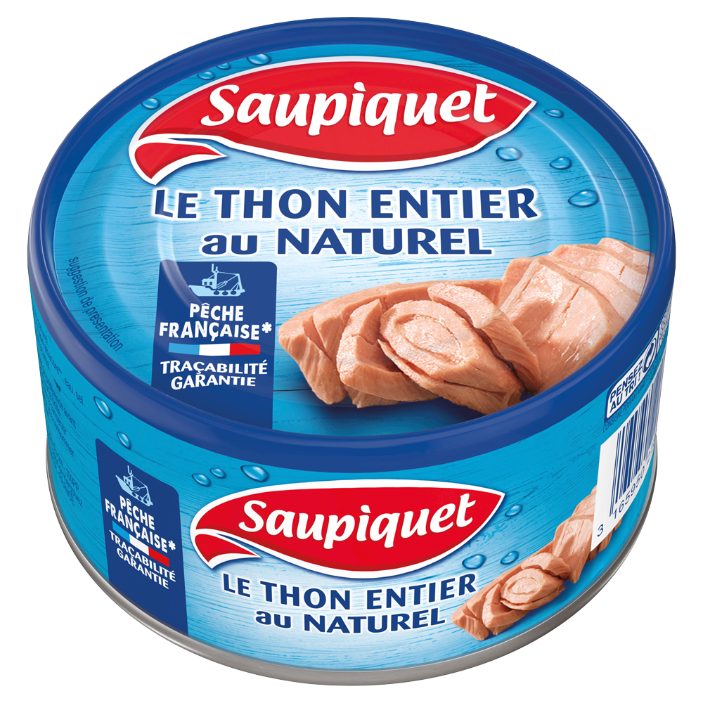 Saupiquet-Thon-Entier-Au-Naturel-200g-3D-HD