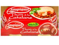 Thon sauce à la Catalane - 2x135g