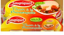 Thon sauce à la Provençale Saupiquet - 2x135g