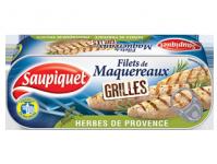 Filets de Maquereaux Grillés aux Herbes de Provence