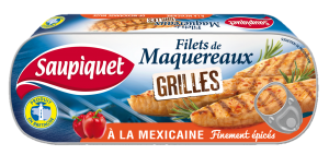 filets de maquereaux grilles mexicaine