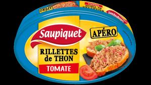 Rillettes de thon tomate